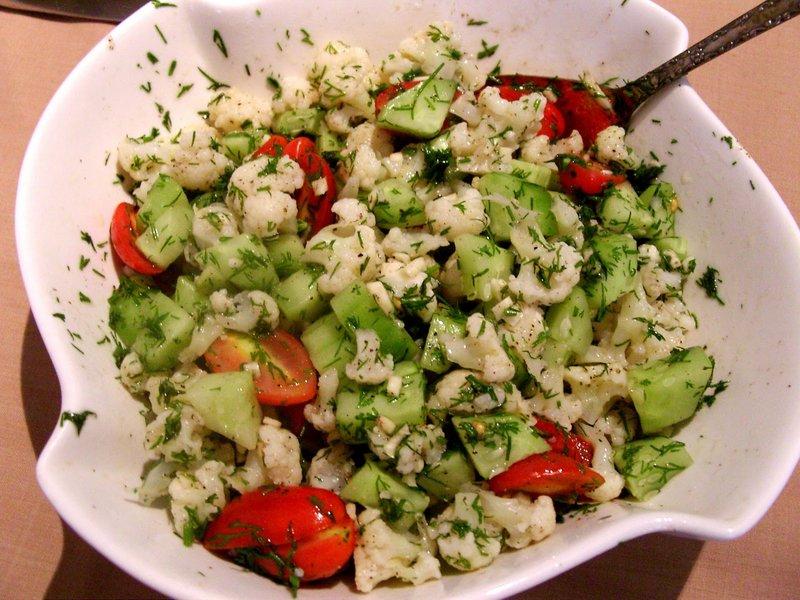 Легкие вкусные салаты рецепты с фото