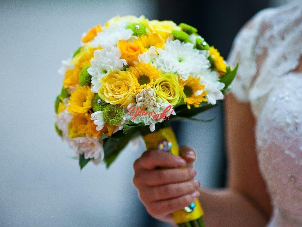 Букет на свадьбу в спб