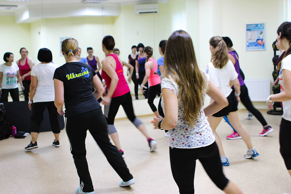 Танцы для похудения в красноярске