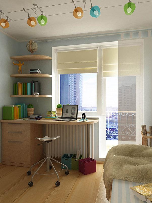 Четыре дизайн-проекта квартир в доме-башне серии и-209а.