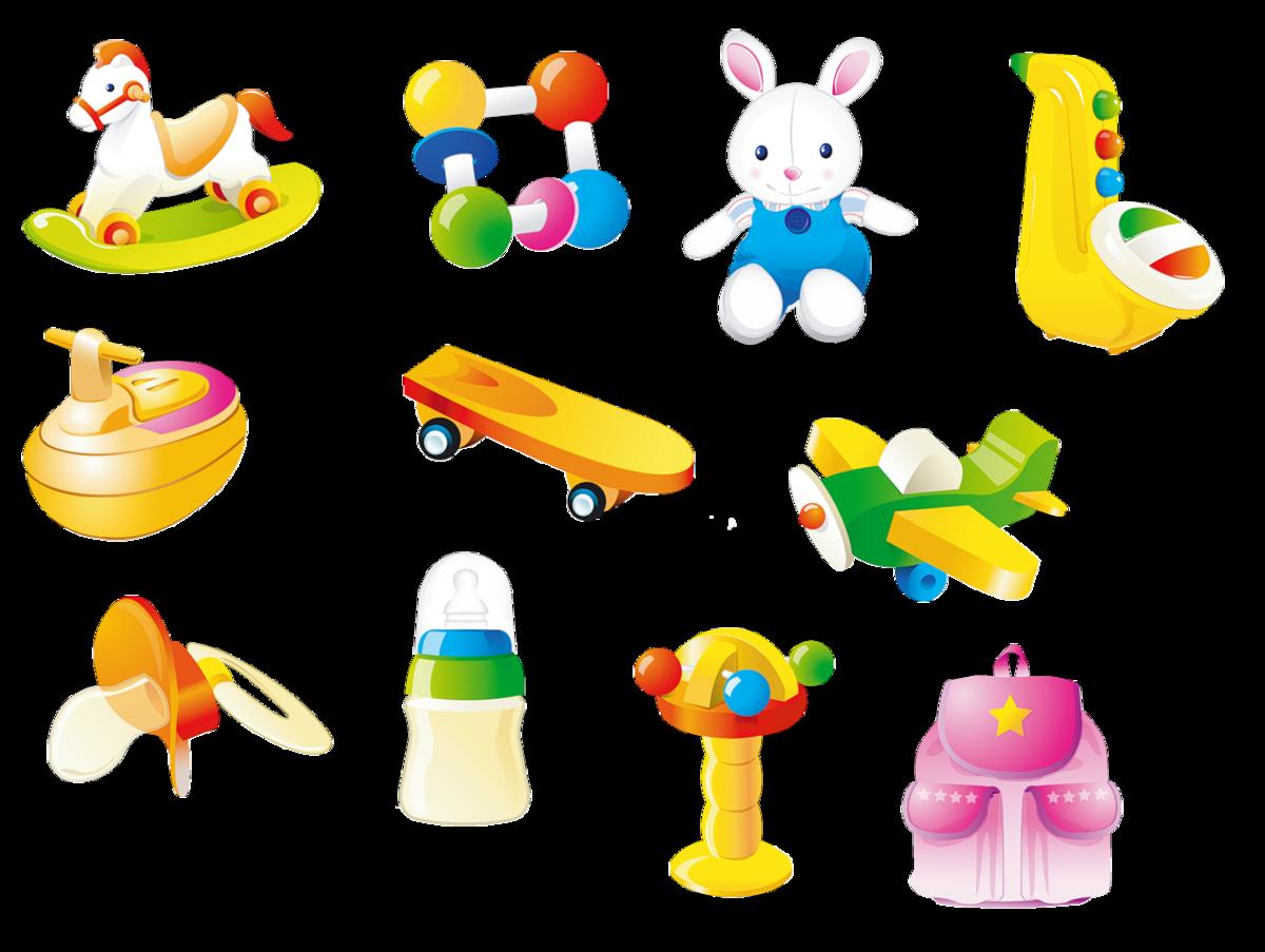 Картинка игрушки для детского сада