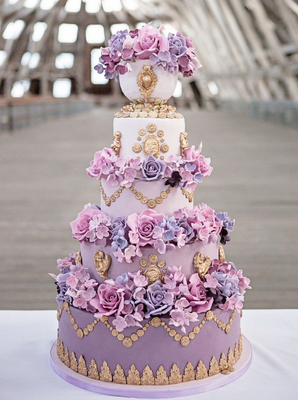 Необычные свадебные торты картинки