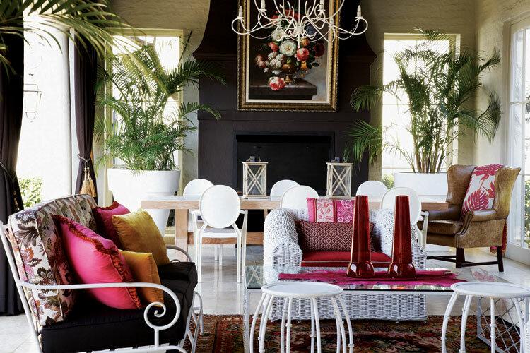 Модернизм - название в полной мере отражает то, что этот стиль интерьера основан на всем современном.