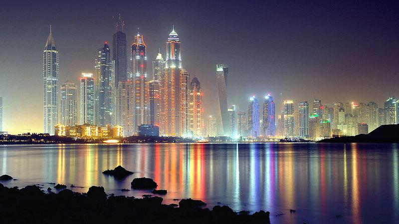 Достопримечательности Дубая - Дубай фото достопримечательности ... Путешествие фотографа к достопримечательностям Дубая - №3