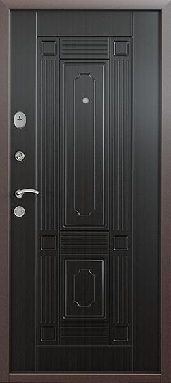 Металлическая входная дверь Torex SUPER DELTA 07. В наличии от 17 678 рублей. Звоните: ☎ 8 800 100 45 05. Гарантия до 7 лет!