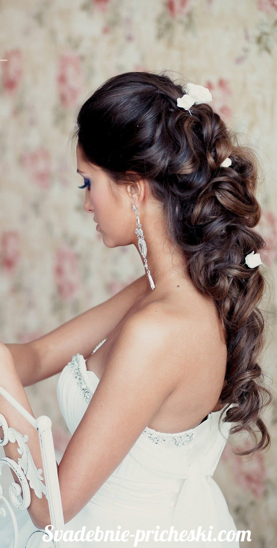 Свадебный макияж греческом стиле 14