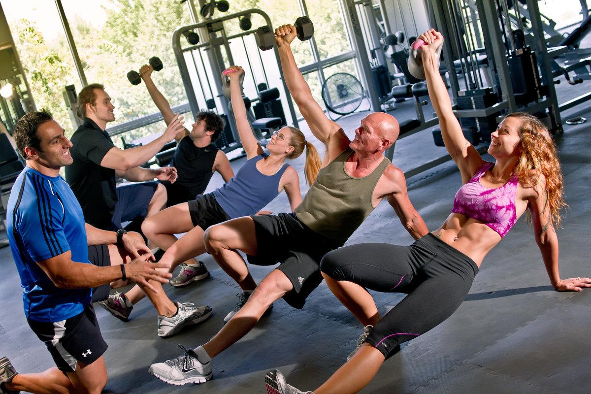 первый день фитнеса картинки