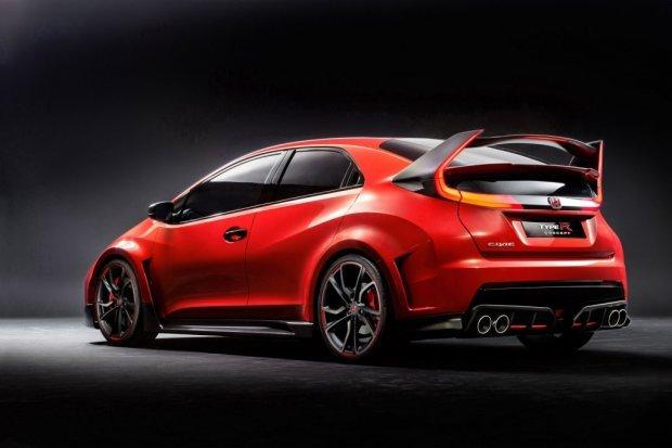 На автомобильном салоне в столице Франции компания «Хонда» хочет показать миру концептуальный «горячий» хэтчбек Civic Type R Concept II. На автомобильном салоне в столице Франции компания «Х