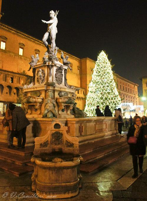 Украшение улиц Рима