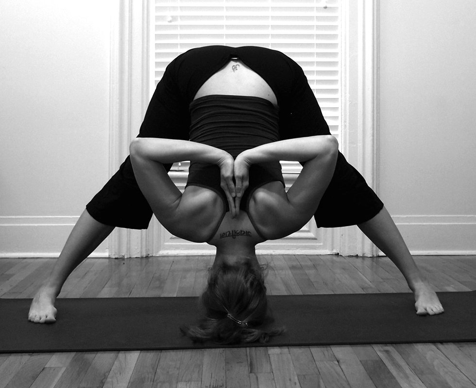 Асаны йоги для сексуальной силы удалил