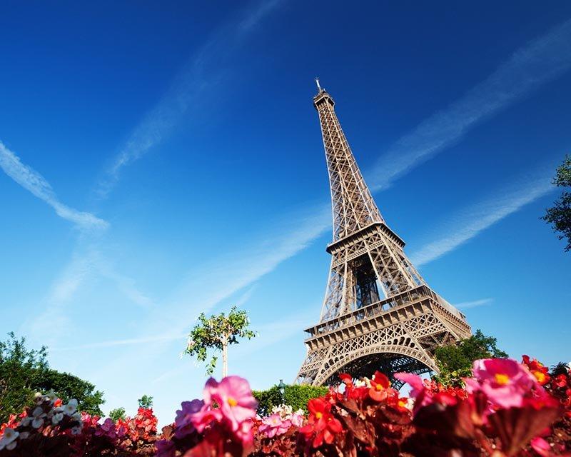 Эконом тур в Париж (автобусом из Москвы)!