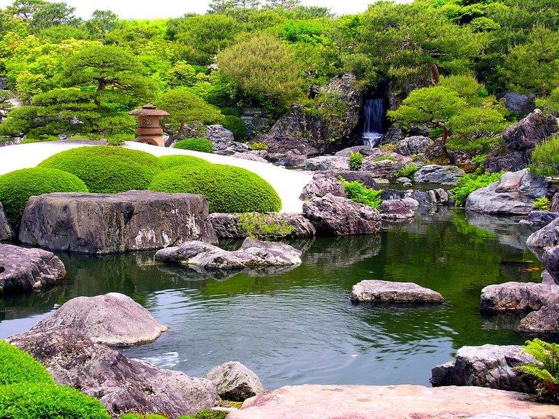 Японский сад Вдохновляемся!