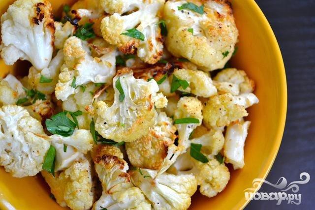 диетическое блюдо из цветной капусты