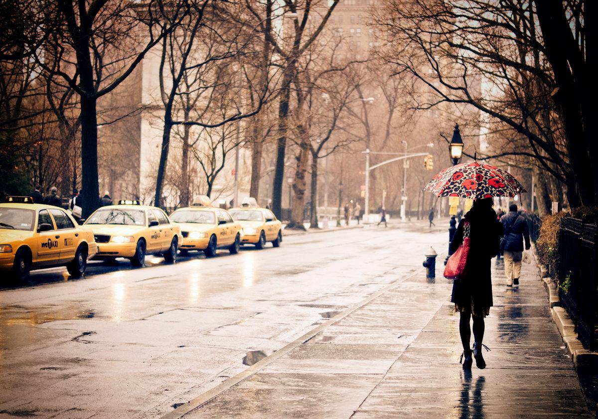 Как фотографировать городские пейзажи