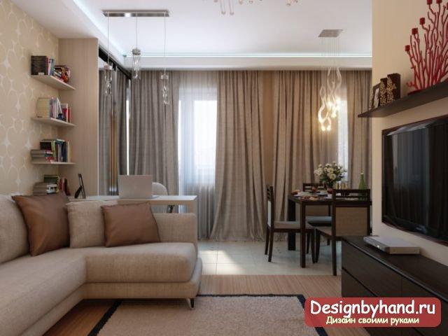В наши дни однокомнатные квартиры стали менее актуальными, они заменились двухкомнатными, обладающими многими преимуществами, тем более, что это самый оптимальный вариант для семьи со средни