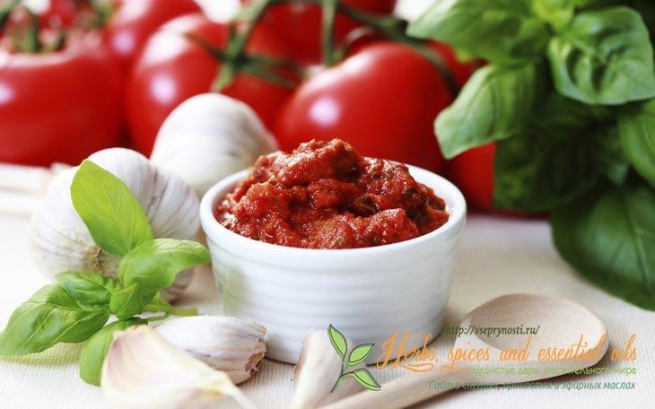 Рецепты приготовления домашнего кетчупа