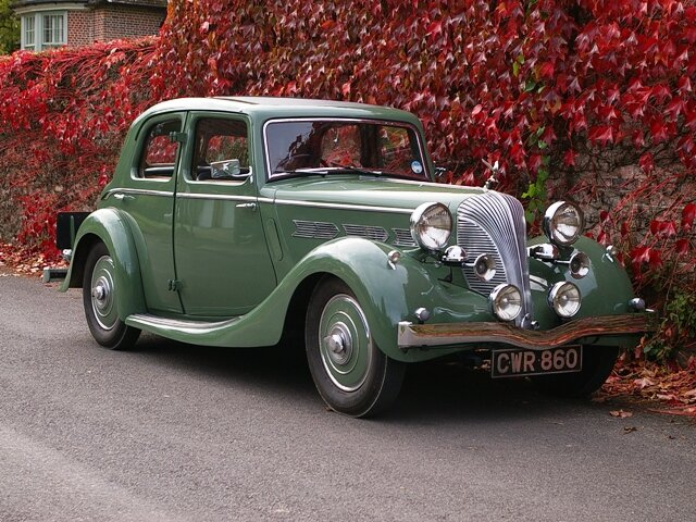 Triumph Dolomite Short Chassis Saloon