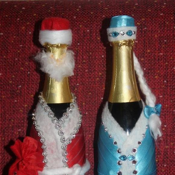 образом аромат как оформить бутылку шампанского на новый год ради нише случаются