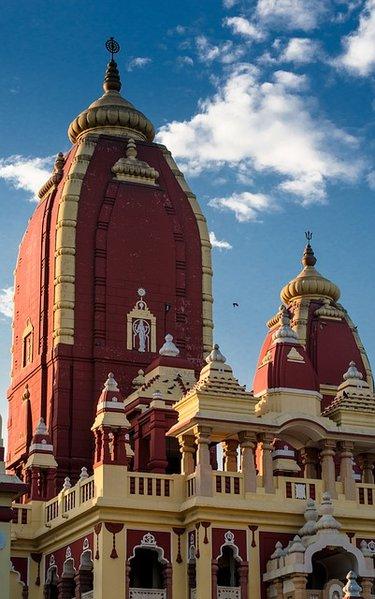 храм лакшми-нараян индия