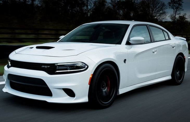 "Dodge Hellcat Charger >> ""Dodge Charger SRT Hellcat. Мощность: 707 л.с."" — card from user medinka4 in Yandex.Collections"