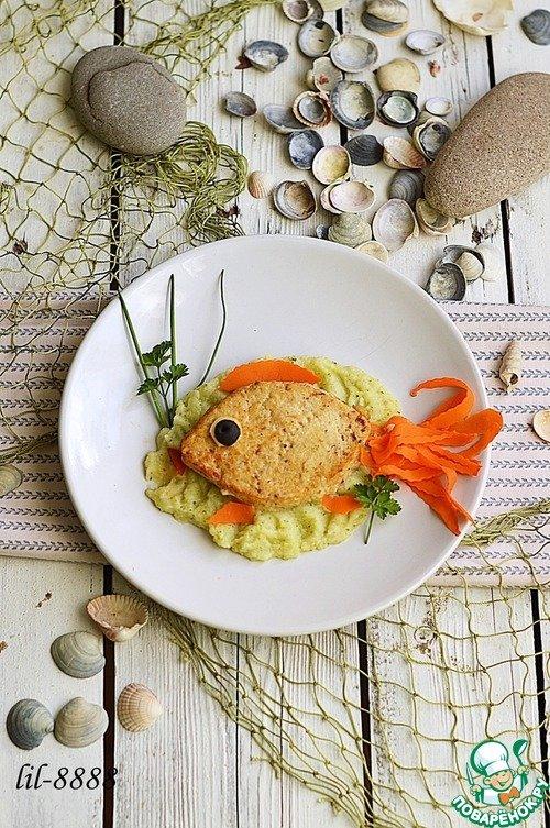 может рыбные блюда для малышей любой статье