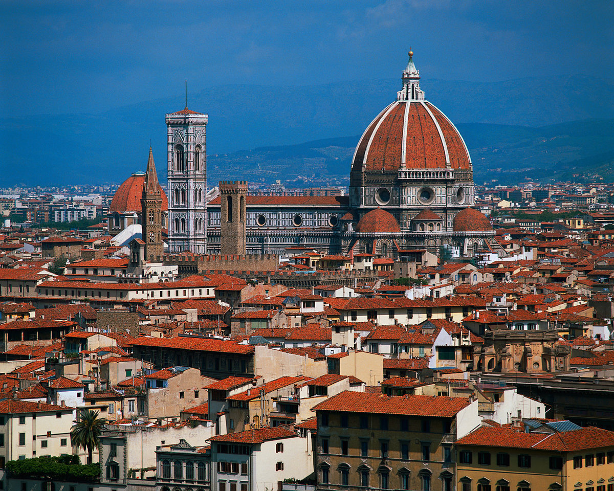 Флоренция картинки, открытка