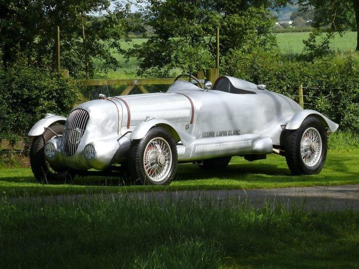 Daimler V26 2-seater