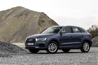 Audi q7 lyx for 7
