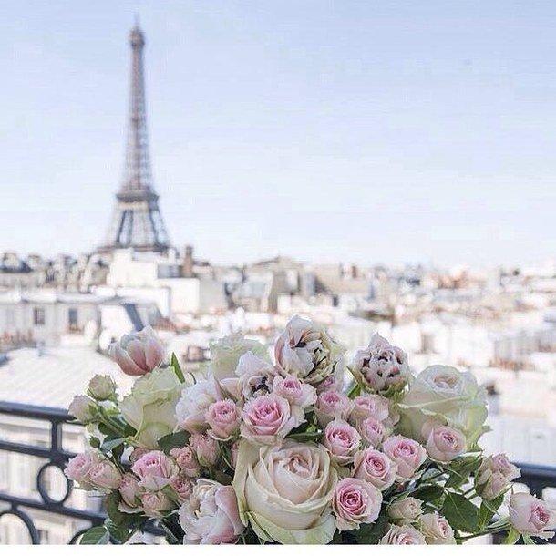 Открытка с днем рождения в париже, ангелы слышат