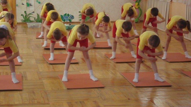 Роль утренней гимнастики в правильном формировании физиологических особенностей ребёнка