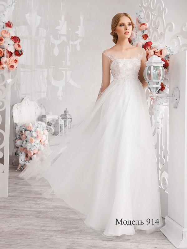 Венчальное платье недорогое