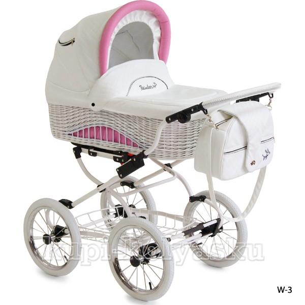 коляска для девочек фото