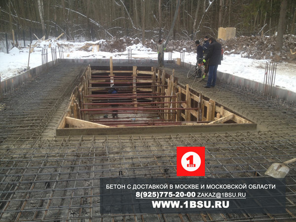 бетон для плиты перекрытий