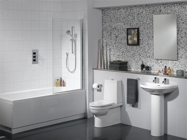 белая плитка для ванной комнаты Card From User Gorpinichgleb In
