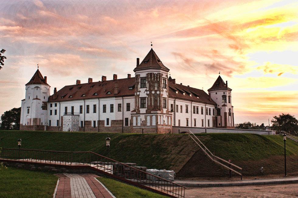 замок в белоруссии картинки можно