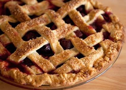 пирог с вишней рецепт