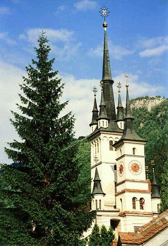 церковь святого николая брашов