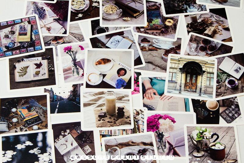 Квадраты | Семейная студия печати из Петербурга