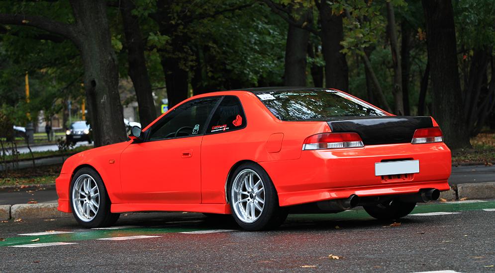 Тюнинг - Honda Prelude V