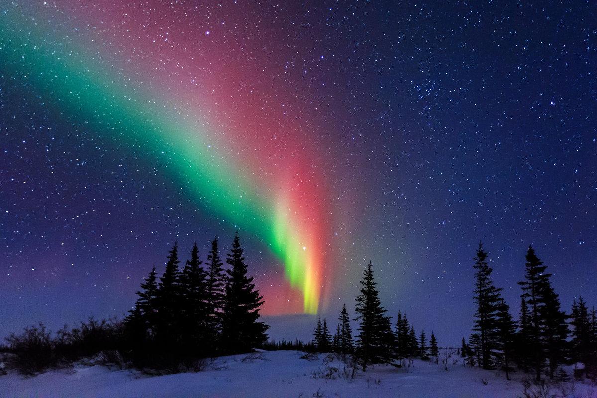 полярные сияния картинки фото панели это