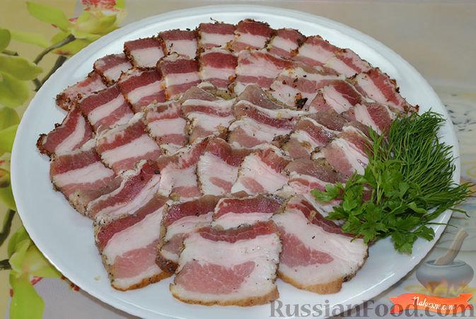 сало украинская рецепт