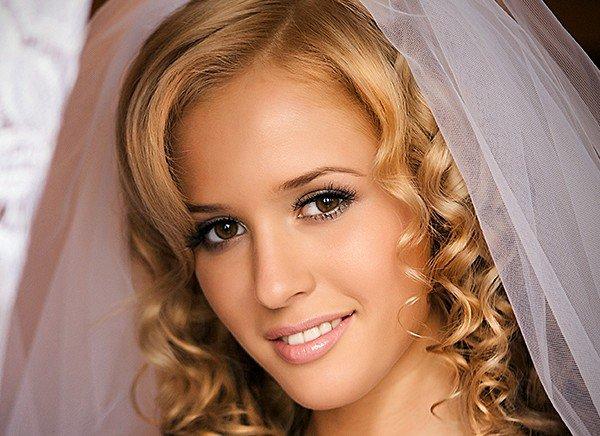 Картинки по запросу макияж для невесты это