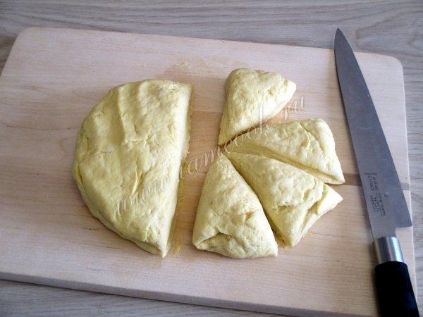 Тесто на ливанский фатаер