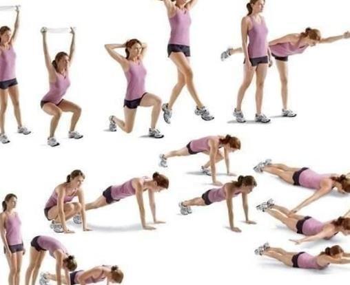Лучшее упражнение для похудения ног дома, на улице - это простая ходьба или...