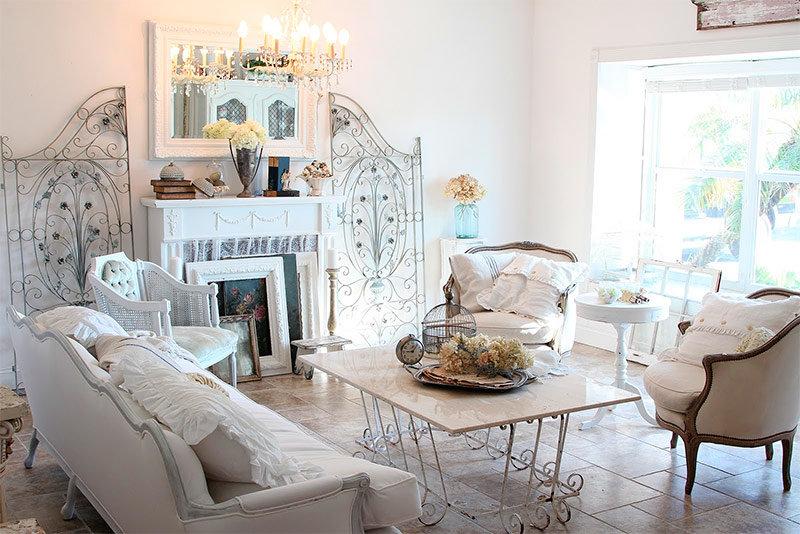 Роскошь и элегантность комнаты