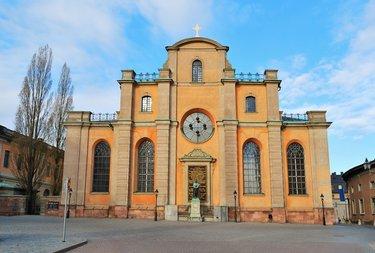 церковь святого николая стокгольм