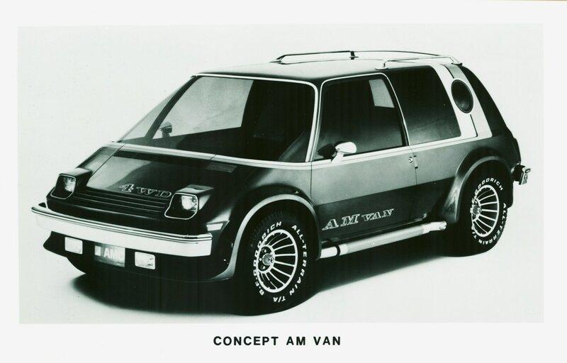 AMC Concept AM/VAN