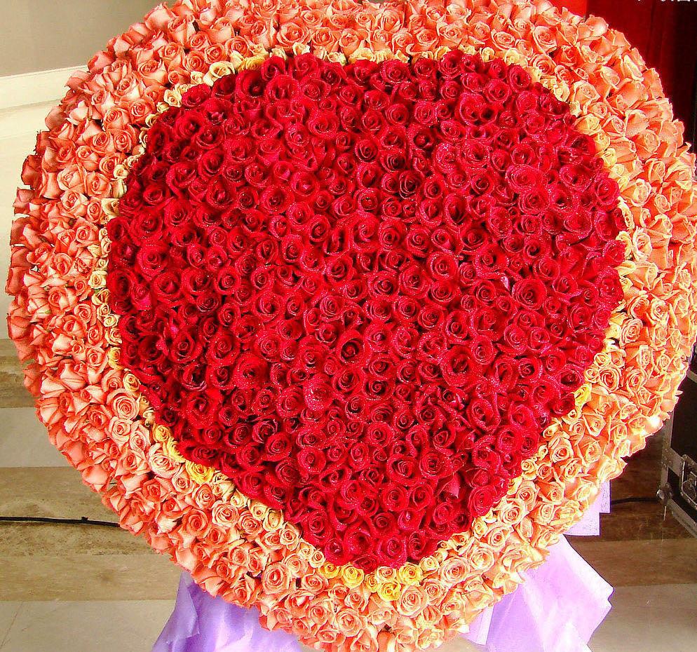мужчина обязан фото самого шикарного букета роз в мире был месте