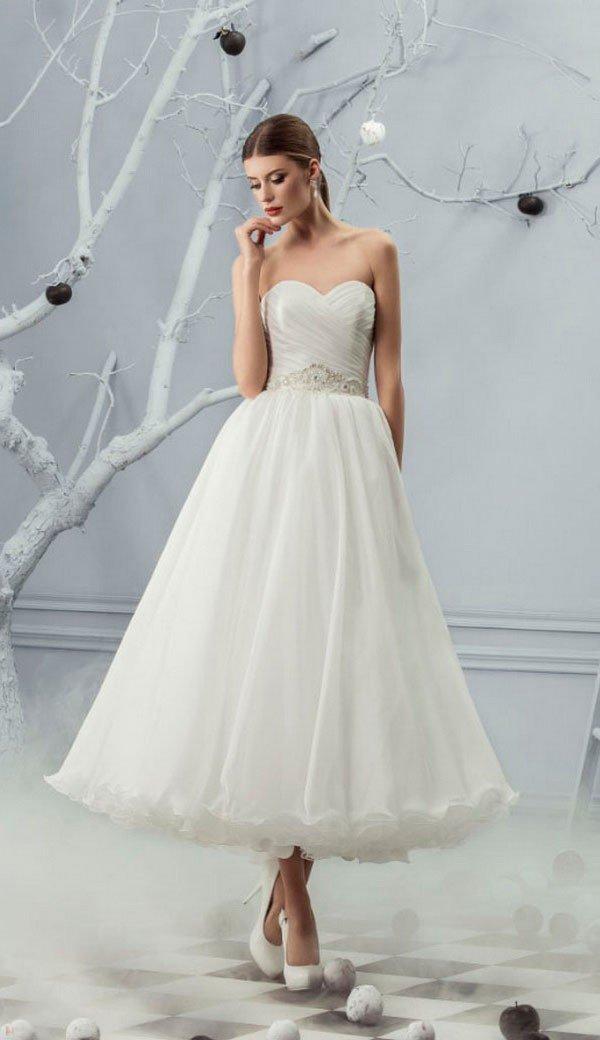 Платье на свадьбу а силуэт