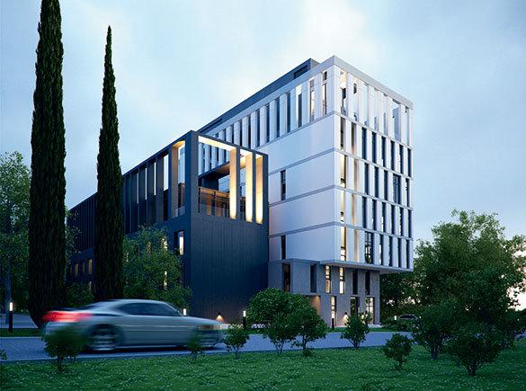 Многоквартирный жилой комплекс «Верещагинская дача», Сочи